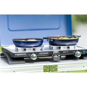 Vařič Campingaz Xcelerate 400 S, Campingaz