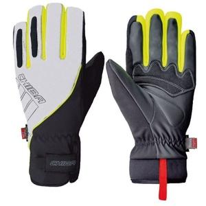 Zimní rukavice Chiba Reflex Pro stříbrné 31186.09., Chiba