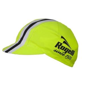 Sportovní kšiltovka Rogelli RETRO, reflexní žlutá 009.953., Rogelli
