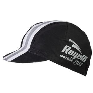Sportovní kšiltovka Rogelli RETRO, černá 009.955, Rogelli