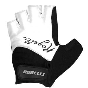 Dámské rukavice na kolo Rogelli DOLCE, bílé 010.614., Rogelli