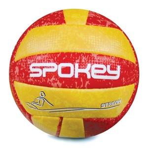 Spokey STREAK II volejbalový míč červený vel. 5, Spokey