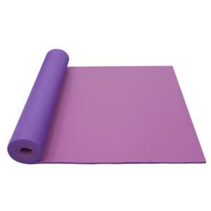 Podložka na jogu YATE yoga mat dvouvrstvá/růžová/fialová, Yate