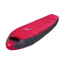 Spací pytel HANNAH Trek JR 200 Red 145 cm, Hannah