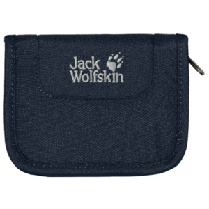 Peneženka JACK WOLFSKIN First Class modrá, Jack Wolfskin