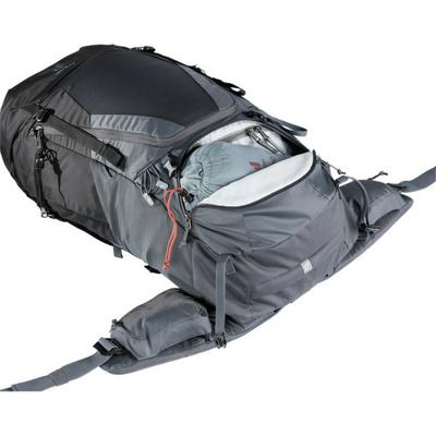 Batoh Deuter Futura Air trek 50 + 10 graphite/black, Deuter