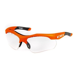 Ochranné brýle EXEL X100 EYE GUARD senior orange, Exel
