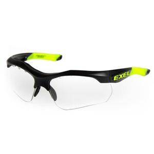 Ochranné brýle EXEL X100 EYE GUARD senior black, Exel