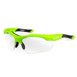Ochranné brýle EXEL X100 EYE GUARD senior green, Exel