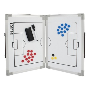Taktická tabule Select Tactics board alu football bílá, Select