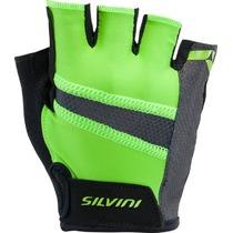 d9f452807b Pánské rukavice Silvini Liro MA1232 zelené