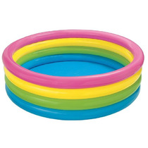 Bazén Intex SUNSET GLOW POOL 168 cm 56441, Intex