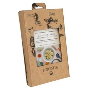 Jídlo Forestia Středomořská zelenina s dušenou rýží (s ohřívačem) , Forestia