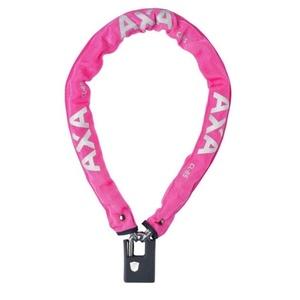 Zámek AXA Clinch+ 85 85/6 klíč růžová, AXA