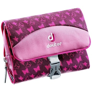 Dětská toaletní taška Deuter Wash Bag Kids magenta, Deuter