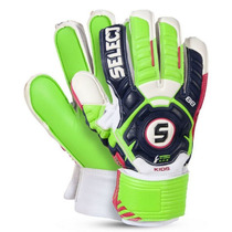 Brankářské rukavice Select Goalkeeper gloves 88 Kids modro zelená, Select