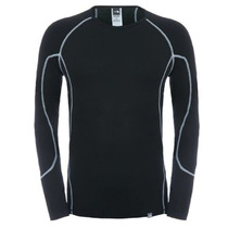Triko The North Face M Light LS Crew Neck černá T0A2LUJK3, The North Face