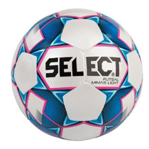Futsalový míč Select FB Futsal Mimas Light bílo modrá, Select
