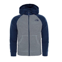 Mikina The North Face B GLACIER FULL ZIP H M T92RTLMFU, The North Face