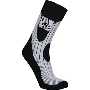 Kompresní sportovní ponožky NORDBLANC Derive NBSX16378_CRN, Nordblanc