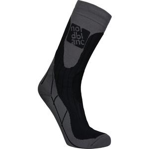 Kompresní sportovní ponožky NORDBLANC Derive NBSX16378_GRM, Nordblanc