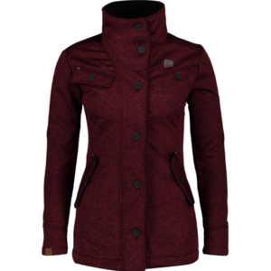 Dámský svetrový softshellový kabát NORDBLANC Due NBWSL6599_ZPV, Nordblanc