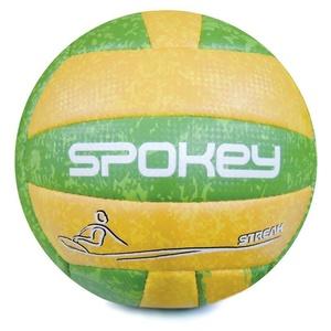 Spokey STREAK II volejbalový míč zelený vel. 5, Spokey