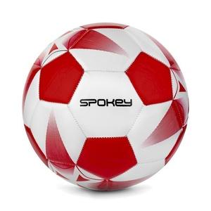 Spokey E2018 I Fotbalový míč bílo-červený vel. 5, Spokey