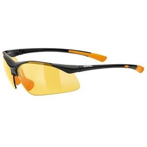 Sportovní brýle Uvex Sportstyle 223, black orange (2212), Uvex