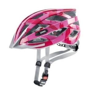 Helma Uvex I-VO C, dark pink shiny, Uvex