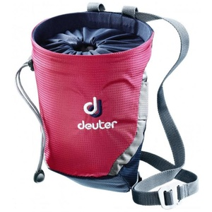 Pytlík na magnézium Deuter Gravity Chalk Bag II Magenta-navy, Deuter