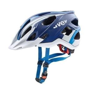 Helma Uvex Stivo CC, blue white mat, Uvex