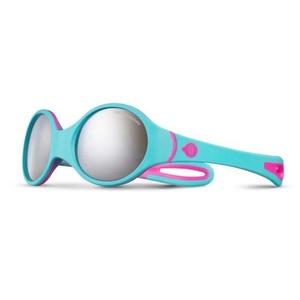 Sluneční brýle Julbo Loop Spectron 4 Baby, rose fluo/turquoise/gris , Julbo