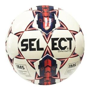 Fotbalový míč Select FB Dinamite bílo modrá, Select