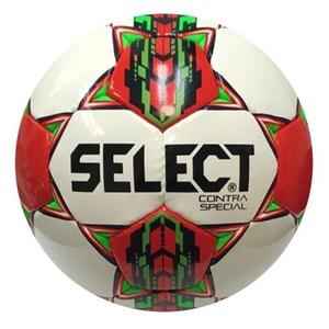 Fotbalový míč Select FB Contra Special bílo červená, Select