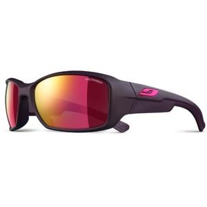Sluneční brýle Julbo Whoops Spectron 3 CF, aubergine/pink logo , Julbo