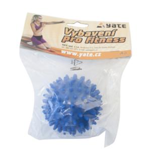Masážní míček Yate 90 mm modrý, Yate