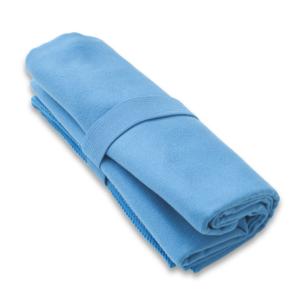 Rychleschnoucí ručník Yate HIS barva modrá L 50x100 cm, Yate