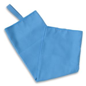 Rychleschnoucí ručník Yate HIS barva modrá XL 100x160 cm, Yate