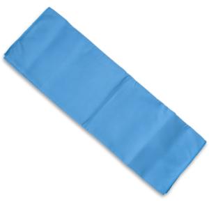 Rychleschnoucí ručník Yate HIS barva modrá XL 100x160 cm