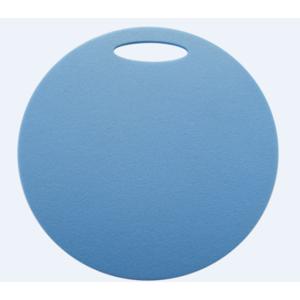 Sedátko Yate kulaté 1 vrstvé průměr 350 mm sv. modré