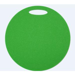 Sedátko Yate kulaté 1 vrstvé průměr 350 mm sv. zelené, Yate