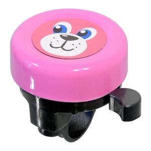 Zvonek na kolo dětský Compass BEAR, Compass