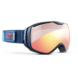 Lyžařské brýle Julbo Universe Zebra Light Red, dark blue red, Julbo