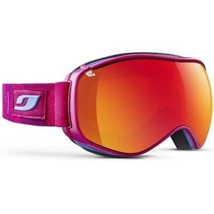 Lyžařské brýle Julbo Ventilate Cat 3, pink fluo kaleido, Julbo