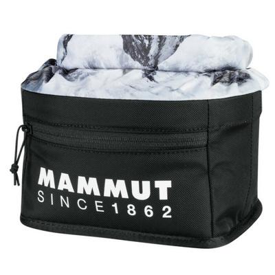 Pytlík na magnézium Mammut Boulder Chalk bag black, Mammut