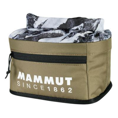 Pytlík na magnézium Mammut Boulder Chalk bag dark clay, Mammut