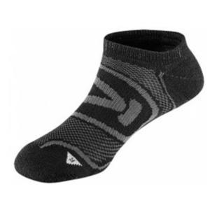 Ponožky Keen Zip Hyperlite No Show W, black/black, Keen