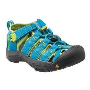Sandály Keen Newport H2 Jr, hawaiian blue/green glow, Keen