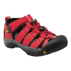 Sandály Keen Newport H2 Jr, ribbon red/gargoyle, Keen
